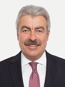 WP/StB Gerhard Ziegler - Präsident